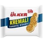 Ülker Kremalı Sandviç Bisküvi 76 gr 4'lü Paket