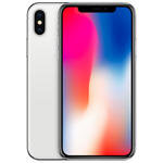 Apple iPhone X 64 GB Cep Telefonu Silver (Gümüş)