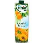 Pınar Meyve Suyu Kayısı 1 lt