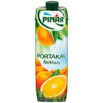 Pınar Meyve Suyu Portakal 1 lt