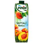 Pınar Meyve Suyu Şeftali 1 lt
