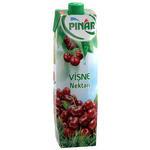 Pınar Meyve Suyu Vişne 1 lt