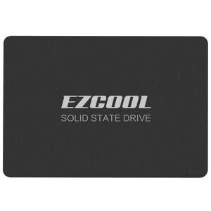 "Ezcool S400 120 GB 560MB-530MB/sn 2.5"" Sata 3 SSD Harddisk"