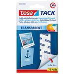 Tesa Tack Şeffaf Hamur Yapıştırıcı 72'li Paket
