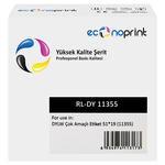 Econoprint DY LW Çok Amaçlı Etiket 51 mm x 19 m