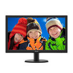 "Philips 223V5LHSB2/01 21.5"" 5 ms Full HD LED Monitör"