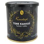 Kocatepe Türk Kahvesi Teneke Kutu 100 gr