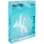 Maestro Color A4 Koyu Mavi Fotokopi Kağıdı 80 gr 1 Paket (500 Sayfa)