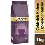 Jacobs Espresso Cafe Creme Intensiv Çekirdek Kahve 1000 gr
