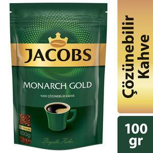 Jacobs Monarch Gold Kahve 100 gr