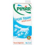 Pınar Yarım Yağlı Süt 1 lt 12'li Paket