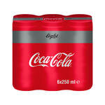Coca-Cola Light 250 ml 6'lı Paket