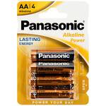 Panasonic Alkalin Power AA Kalem Pil 4'lü Paket