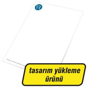 Antetli Kağıt 100 Adet