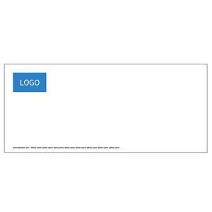 Klasik Diplomat Zarf - 100 Adet