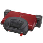 Arzum AR2012 Prego Granite Izgara ve Tost Makinesi Kırmızı 1800 W