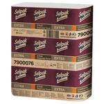 Selpak Professional Extra Z Katlama Dispenser Havlu  21,5 cm x 24 cm 1 Koli (12 Paket)