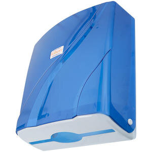 Flosoft Z Katlama Havlu Dispenseri Mavi 300'lü