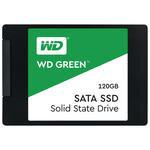 Western Digital Green WDS120G2G0A 120 GB 545MB-465MB/sn 2.5'' Sata 3 SSD Harddisk