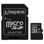 Kingston SDCS/16GB Canvas Select 16 GB Class10 Micro SD Kart