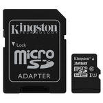 Kingston SDCS/32GB Canvas Select 32 GB Class10 Micro SD Kart