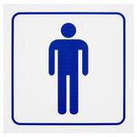 Bay WC PVC Dekota Uyarı Levhası P2A-02128