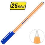 Avansas Office Tükenmez Kalem 1 mm Uçlu Mavi 25'li Paket