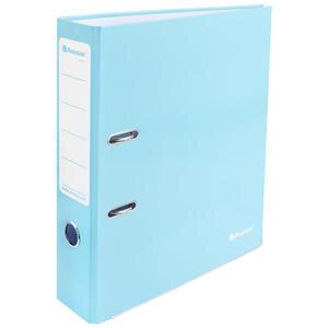 Avansas Colours Plastik Klasör Geniş A4 Buz Mavisi