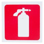 Yangın Tüpü PVC Dekota Uyarı Levhası P2A-02149