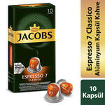 Jacobs Espresso 7 Classico Kapsül Kahve 10'lu