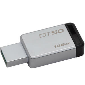 Kingston DT50 128 GB USB 3.1 USB Bellek