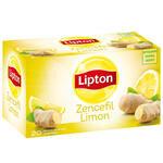 Lipton Bitki Çayı Zencefil Limon 20'li