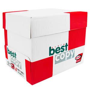 Best Copy A4 Fotokopi Kağıdı 80 gr 1 Koli (5 Paket)