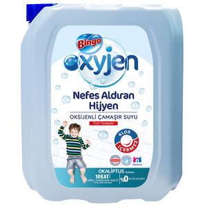 Bingo Oksijen Çamaşır Suyu Derinlemesine Hijyen 3240 ml