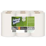 Selpak Professional Essential Hareketli Kağıt Havlu 21,5 cm 6'lı Paket