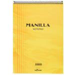 Le Color Manilla Notepad Bloknot Çizgili A5 Sarı 70 Yaprak