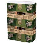 Selpak Professional Essential Extra Z Katlama Dispenser Havlu 22 cm x 24 cm 1 Koli (20 Paket)