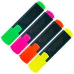 Faber Castell 48 Fosforlu Kalem Karışık Renk 3+1 Adet