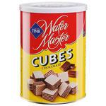 Çizmeci Time Wafer Master Cubes Çikolatalı Gofret 220 gr