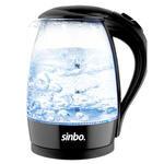 Sinbo SK-7338 Cam Kablosuz Su Isıtıcı Kettle 1,7 lt