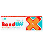 Banduff Yara Bandı 10'lu Kutu