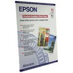 Epson Fotoğraf Kağıdı A3 251 gr 297 mm x 420 mm 20 Sayfa