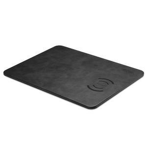 Addison WMP-15 Mouse Pad Siyah + Kablosuz Telefon Şarj Edici