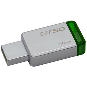 Kingston DT50 16 GB USB 3.1 USB Bellek