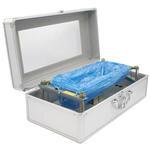 Rulopak R-3705 Manuel Galoş Giydirme Makinesi MS-204 Gümüş