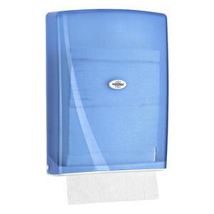 Rulopak R-1312 Modern Z Katlama Havlu Dispenseri Mavi 400'lü