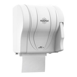 Rulopak R-1351 Bas Kopar Kağıt Havlu Makinesi Beyaz