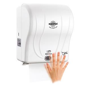 Rulopak R-1301 Sensörlü Kağıt Havlu Makinesi 21 cm Beyaz