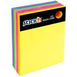 Hopax 21255 Yapışkanlı Not Kağıdı 76 mm x 101 mm Neon Renkler 280 Yaprak