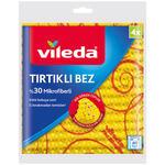 Vileda Tırtıklı Temizlik Bezi 4'lü Paket